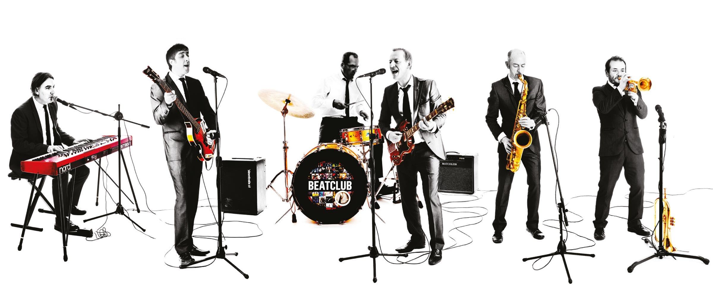 BEATCLUB The Wedding Band for Music Lovers